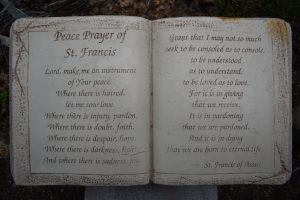 Peace Prayer of St. Francis